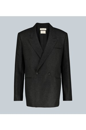 Bottega Veneta Double-breasted cashmere blazer
