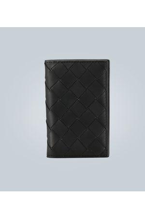 Bottega Veneta Intrecciato folded wallet