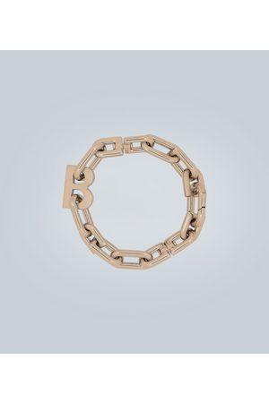 Balenciaga B Chain thin bracelet