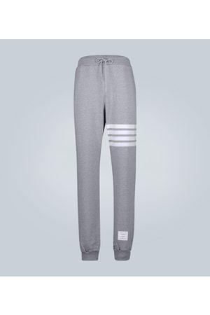 Thom Browne 4-Bar cotton sweatpants