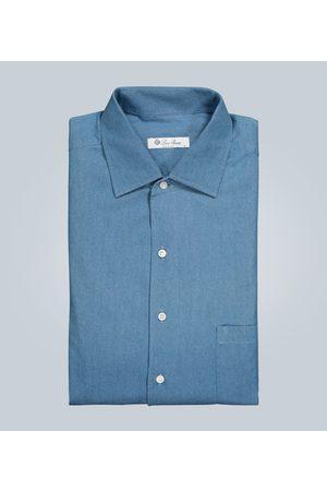 Loro Piana Regular-fit denim shirt