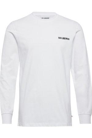 HAN Kjøbenhavn Casual Long Sleeve Tee T-shirts Long-sleeved