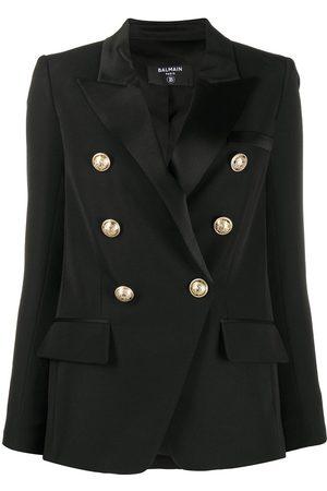 Balmain Naiset Bleiserit - Double-breasted blazer