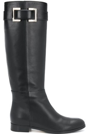 Sergio Rossi Knee-length boots