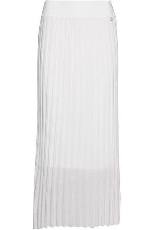 Morris Lady Naiset Midihameet - Angilia Knit Skirt Polvipituinen Hame
