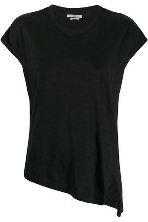 Isabel Marant Naiset T-paidat - Asymmetric T-shirt