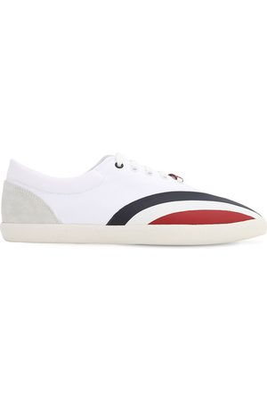 Moncler Genius 1952 Regis Cotton Canvas Sneakers