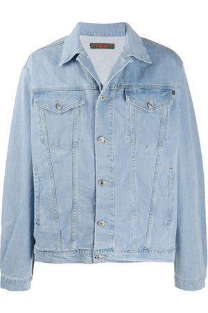 KATHARINE HAMNETT LONDON Miehet Farkkutakit - Oversized denim jacket