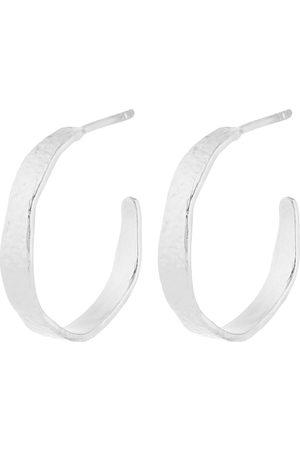 Pernille Corydon Moonscape Hoops 20 Mm Accessories Jewellery Earrings Hoops
