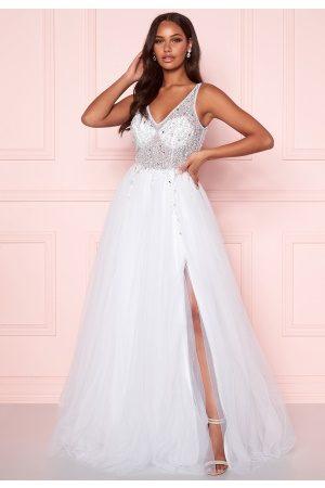 Christian Koehlert Paris Sparkling Tulle Wedding Dress Snow White 36