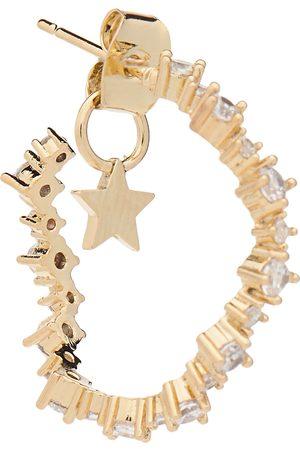 LILY AND ROSE Capella Hoops Earrings - Crystal Accessories Jewellery Earrings Hoops Hopea