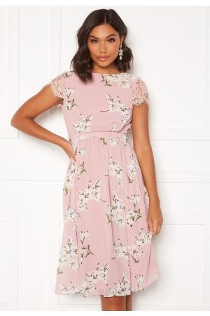 Moments New York Camellia floral Dress Floral 36