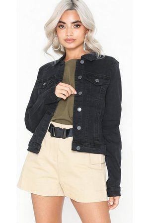 Vero Moda Vmhot Soya Ls Denim Jacket Mix Noos