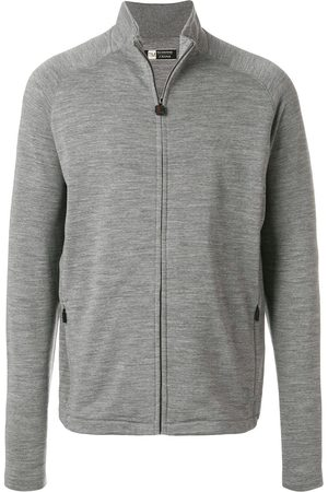 Z Zegna TECHMERINO™ sweat fleece jacket