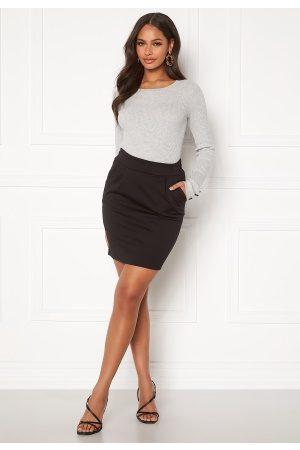 Ichi Kate Skirt Black XL