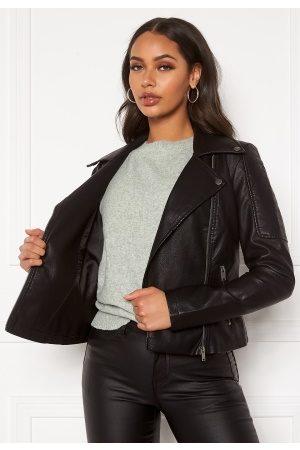 Noisy May Rebel L/S Jacket Black L