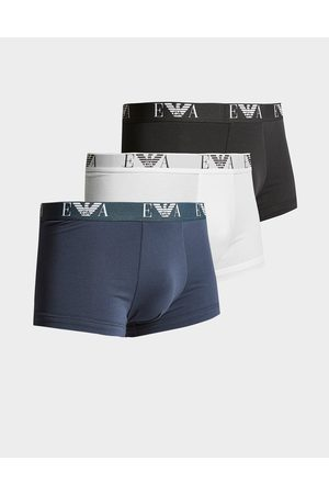 Emporio Armani 3-Pack Trunks - Mens