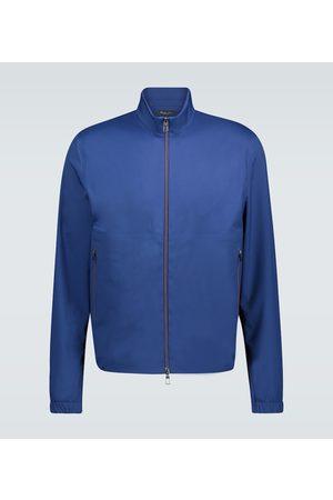 Loro Piana Nylon bomber jacket