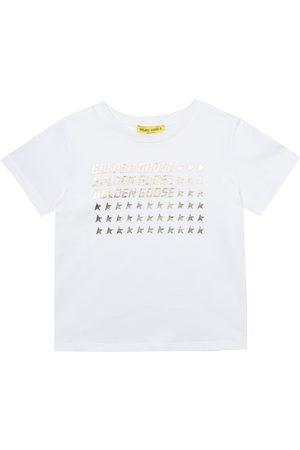 Golden Goose Logo cotton T-shirt