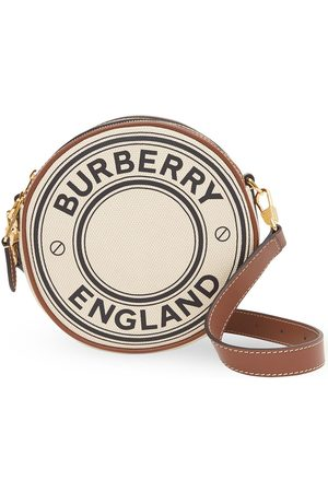 Burberry Round leather Louise bag