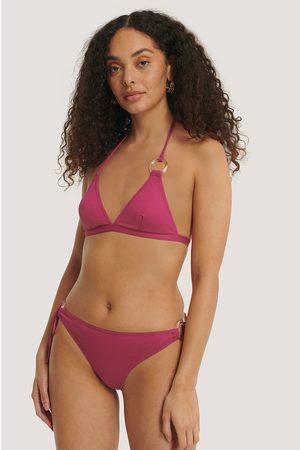 Trendyol Bikinialaosa Rengasdetaljilla - Pink