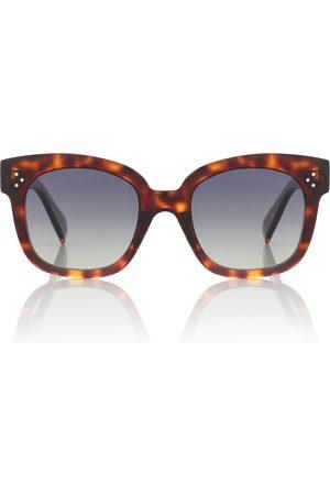 Céline Oversized cat-eye sunglasses
