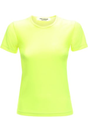 JUNYA WATANABE Light Jersey Stretch Nylon T-shirt