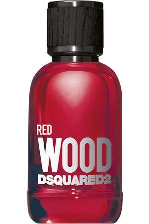 Dsquared2 Naiset Hajuvedet - Red Wood Women Eau De Toilette Hajuvesi Eau De Toilette