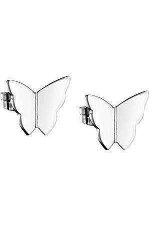 Efva Attling Little Miss Butterfly Ear Accessories Jewellery Earrings Studs