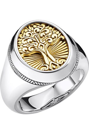 Thomas Sabo Ring Tree Of Love Gold Accessories Jewellery Kulta