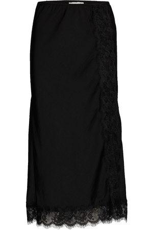 Rosemunde Naiset Midihameet - Skirt Polvipituinen Hame
