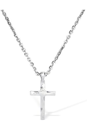 EMANUELE BICOCCHI Cross Charm Long Necklace