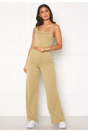 Nicole Falciani X Bubbleroom Nicole Falciani Lounge Pants Green S