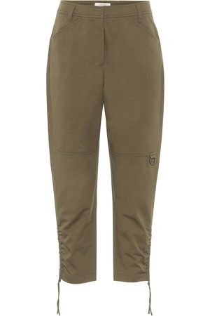 Dorothee Schumacher Adventurous Movement cotton pants