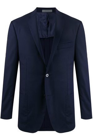 corneliani Single-breasted fitted blazer