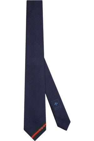 Gucci Miehet Solmiot - Double G jacquard tie