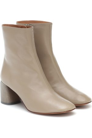 LOQ Georgia leather ankle boots