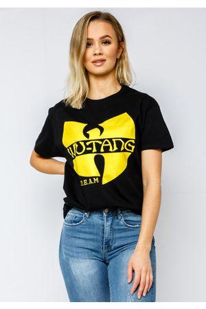 Fiorellashop Wutang CREAM T-shirt In Black