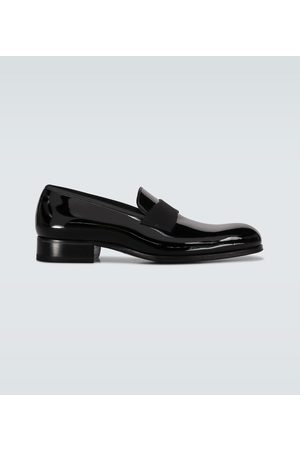 Tom Ford Miehet Loaferit - Edgar patent leather loafers