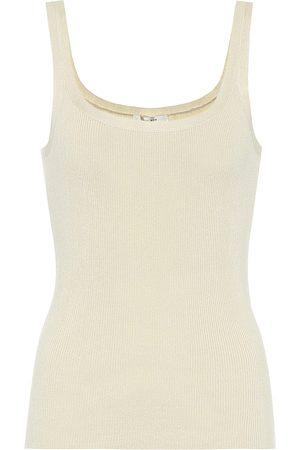 The Row Exclusive to Mytheresa – Lanna silk tank top