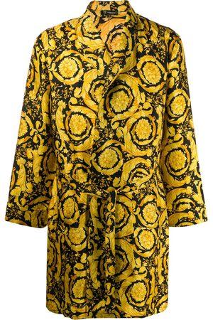 VERSACE Miehet Sukat - Barocco print dressing gown