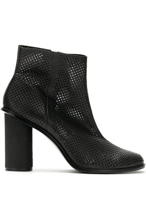 OSKLEN Mesh ankle boots