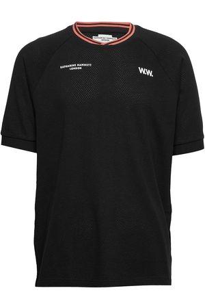 WoodWood Nick T-Shirt T-shirts Short-sleeved