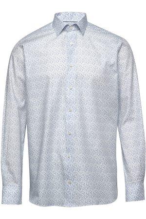 Eton Flannel Floral Print Shirt Paita Rento Casual