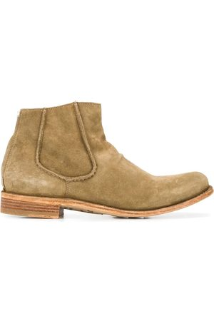 Officine creative Naiset Nilkkurit - Le Grand textured ankle boots