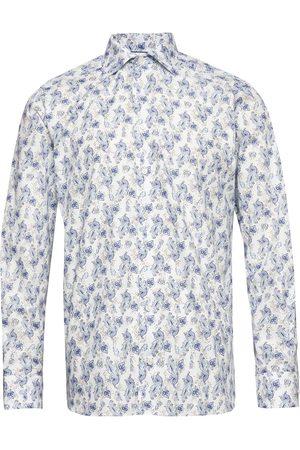 Eton Watercolour Paisley Shirt Paita Rento Casual