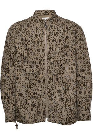 WoodWood Abbott Shirt Bombertakki Takki