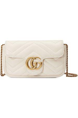 Gucci Super mini GG Marmont crossbody bag