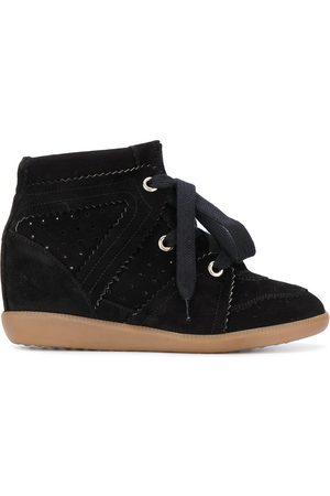Isabel Marant Bobby wedge sneakers