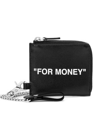 OFF-WHITE Naiset Lompakot - Leather coin pouch